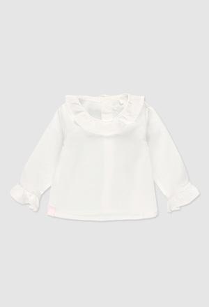 Bluse batist für mädchen_1