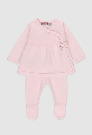 Pack knitwear for baby girl_1