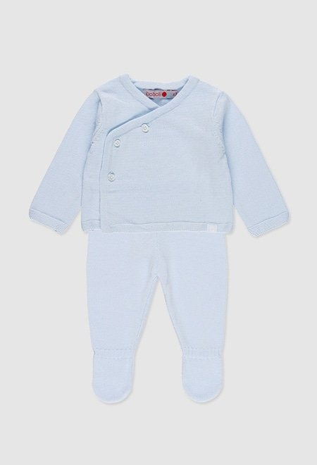 Pack knitwear for baby boy_1