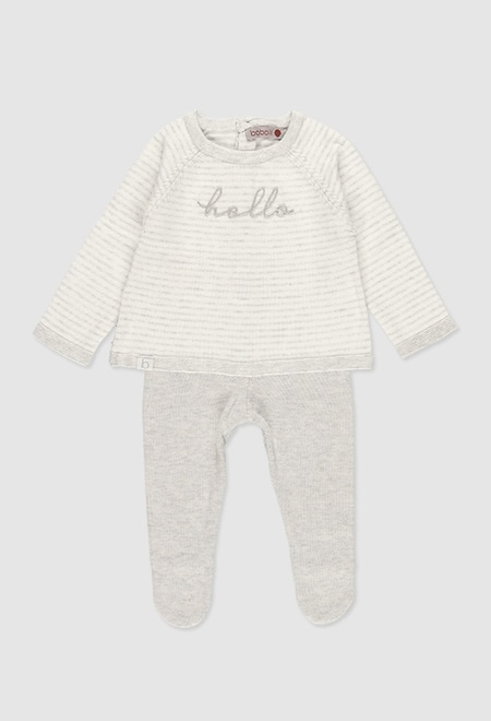 Pack knitwear for baby_1