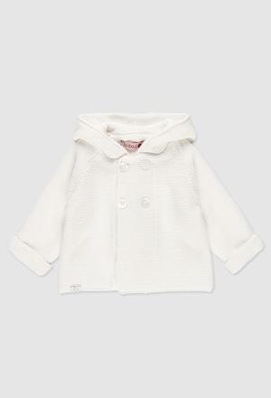 Chaqueta tricotosa de bebé_1