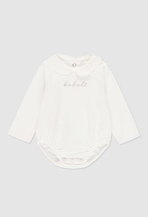 Body tricot pour bébé_1
