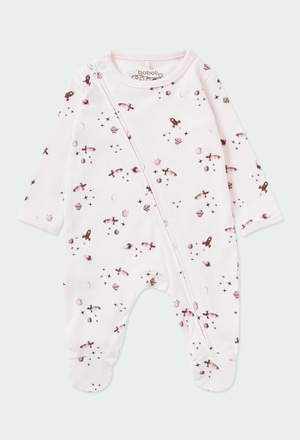 Interlock play suit rockets for baby_1