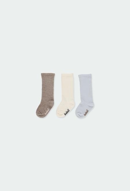 Pack calcetines largos de bebé_1