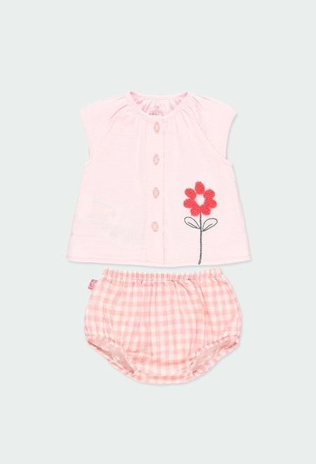 Pack for baby girl vichy_1