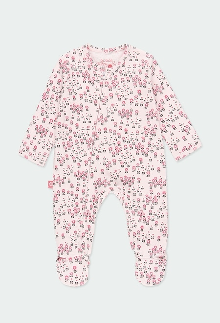 Babygrow interlock estampado do b?b?_1