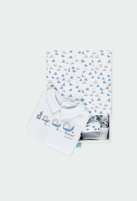 Pack 3 pieces with gift case for baby boy_1