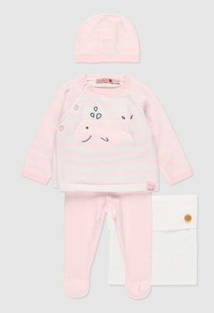Pack strick für baby_1