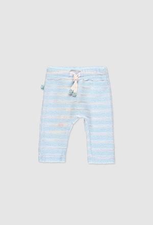 Hose gestrickt für baby_1