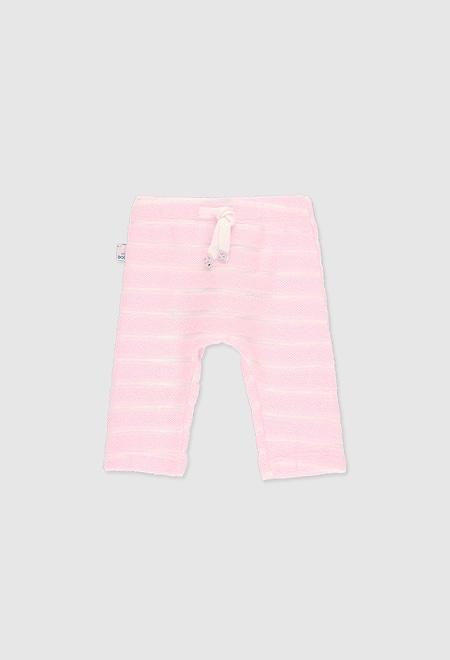 Pantalón punto de bebé_1