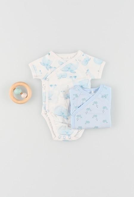 Pack 2 bodys de bebé_1