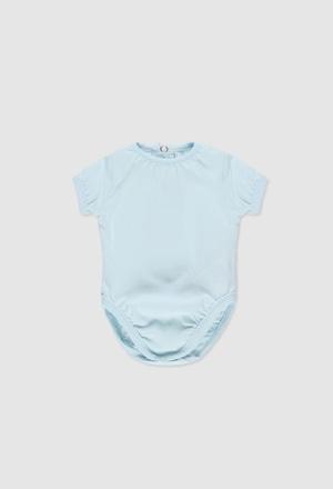 Body glatt gestrickt für baby junge_1