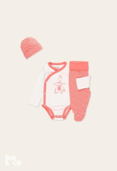 Pack en tricot pour bébé - organique_1