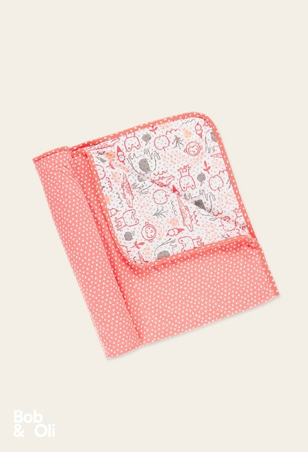 Blanket knit for baby - organic_1