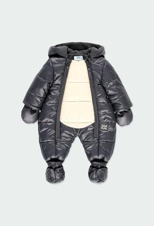 """Technical fabric babygrow """"bear"""" for baby_1"""