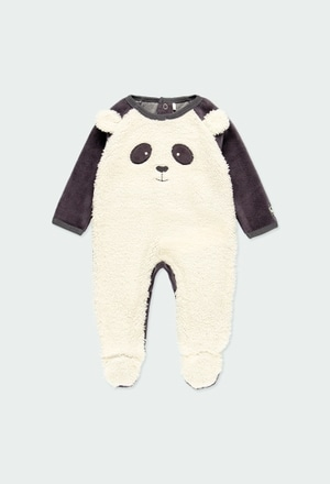 Combined play suit for baby_1