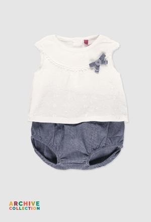Pack ponto combinado para o bebé menina_1