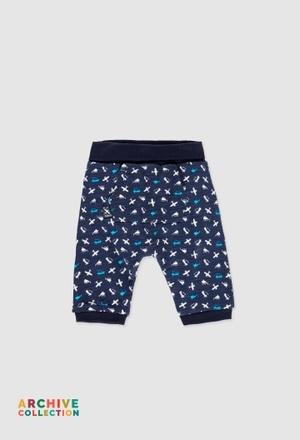 Pantalon reversible pour bébé garçon_1