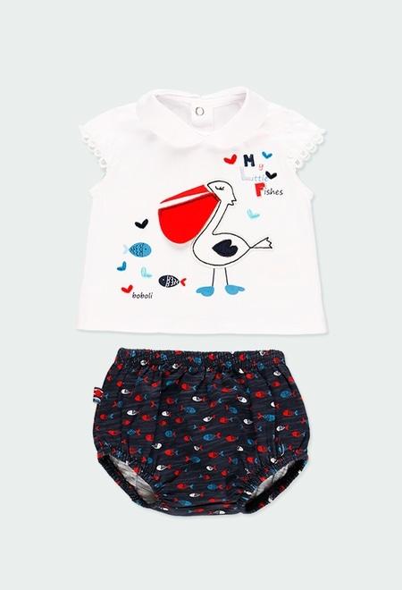 "Pack malha ""peixes"" para o beb? menina_1"
