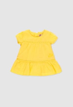 Kleid voile für baby mädchen_1