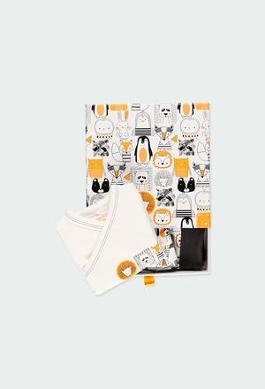 Pack 4 piezas con caja regalo de bebé_1