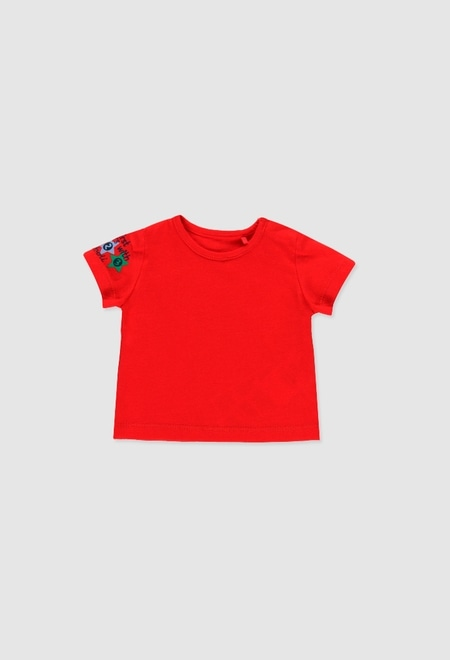 Knit t-Shirt for baby boy_1