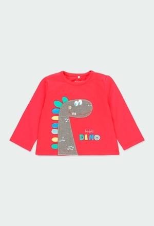 Camiseta malha do bébé_1