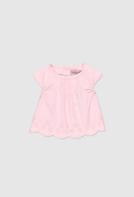 Batiste blouse for baby girl_1