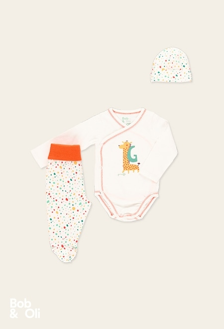 Pack knit for baby - organic_1