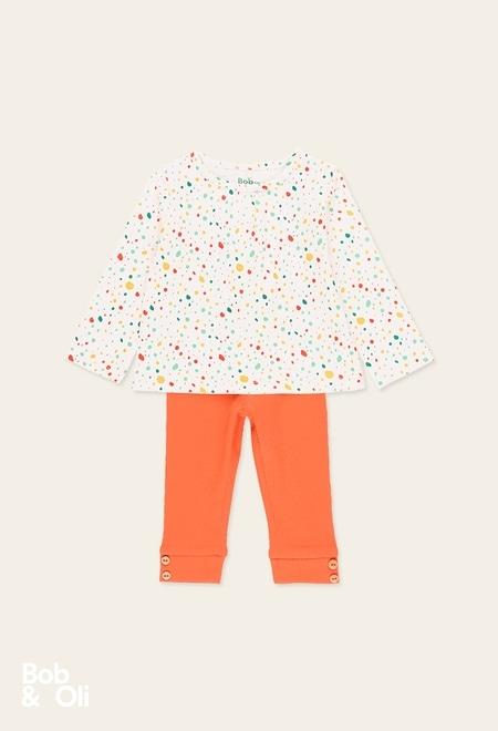 Pack en tricot bi matiere pour bébé - organique_1