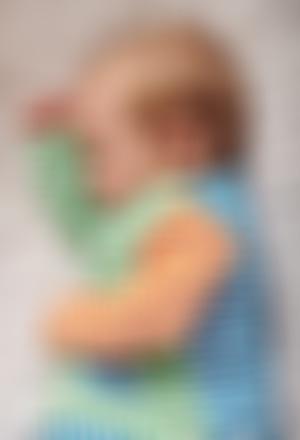 Pack punto listado de bebé - orgánico