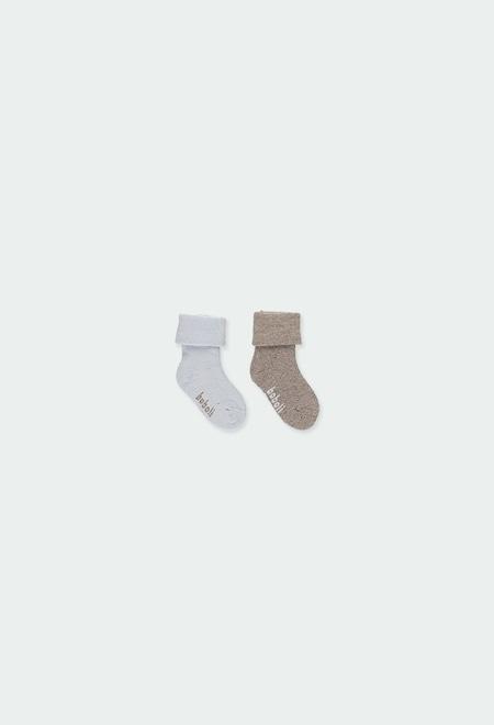 Pack meias curtas do bébé_1