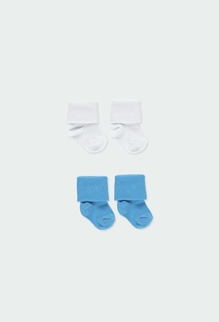 Pack meias curtas do b?b?_1