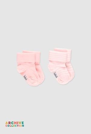 Pack de chaussettes pour bébé_1