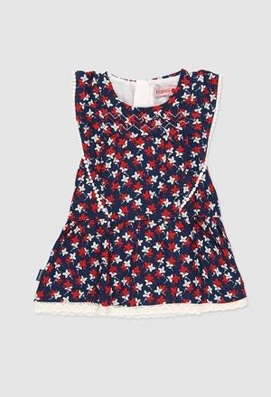 Kleid viskose für baby mädchen_1