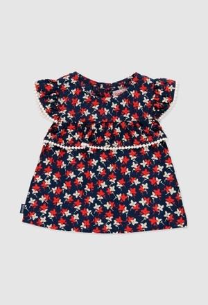 Bluse viskose für baby mädchen_1
