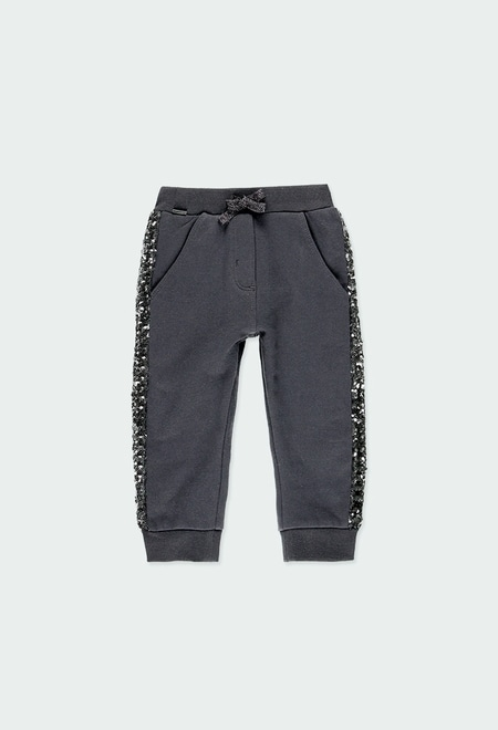 Fleece trousers for baby_1