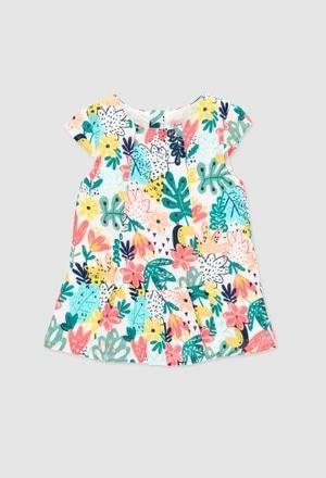 Kleid batist für baby mädchen_1