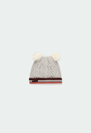 Knitwear hat for baby_1