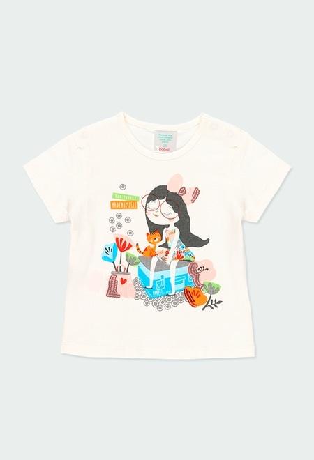 Camiseta malha do b?b?_1