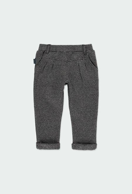 Pantalon pour bébé fille_1
