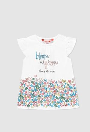 Kleid glatt gestrickt für baby mädchen_1