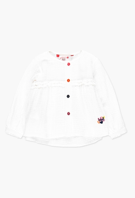 Blouse for baby girl_1