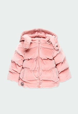 Parka for baby girl_1