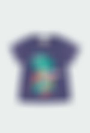 """T-Shirt tricot """"summer"""" pour bébé fille"""