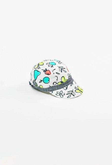 Cap fruits for baby girl_1