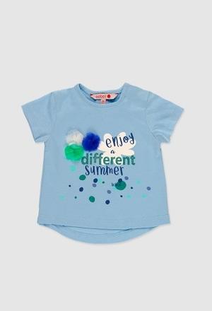 Camiseta punto de bebé niña_1