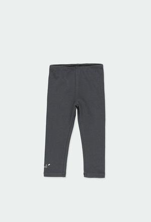 Leggings jersey elastico per bimba_1