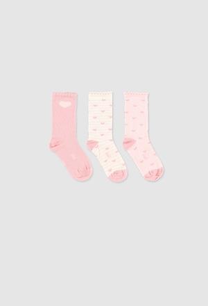 Pack calzini per bimba_1