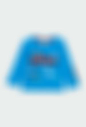 T-Shirt gestrickt für baby junge